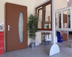 ALFEA - Fontaine - Notre showroom Menuiserie extérieures Grenoble